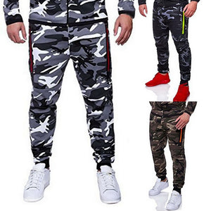 VERTVIE 2018 Men Camouflage Printed Pants Male Jogger Pencil Harem Pants Military Pants Fashion Camo Trousers Clothes-geekbuyig