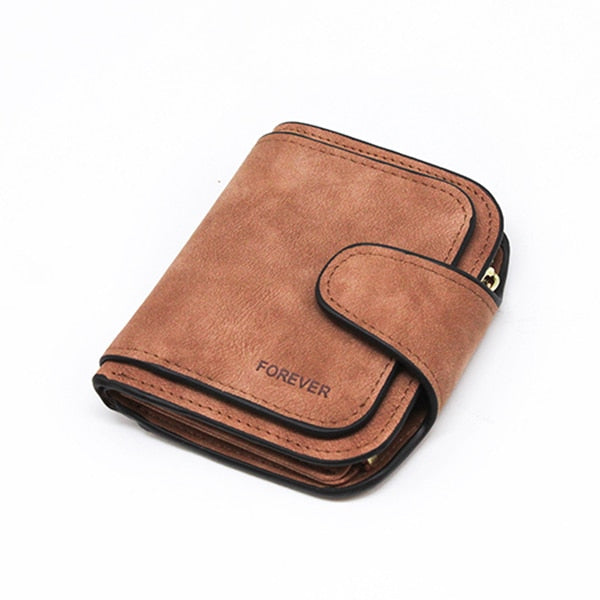 Brand Leather Women Wallets High Quality Designer Zipper Long Wallet Women Card Holder Ladies Purse Money Bag Carteira Feminina-geekbuyig