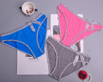 black beautiful lace Women's Sexy Thongs G-string Underwear Panties Briefs For Ladies T-back bikini thong 1pcs/lot 86732-geekbuyig