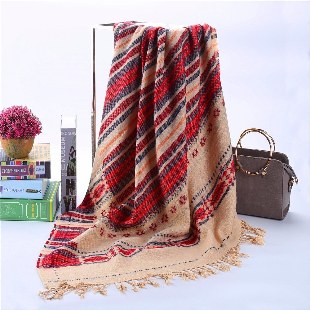 Czhcqq High Quality Fashion Feel Korean Style Women Moda Mujer Chusta Scarf-geekbuyig