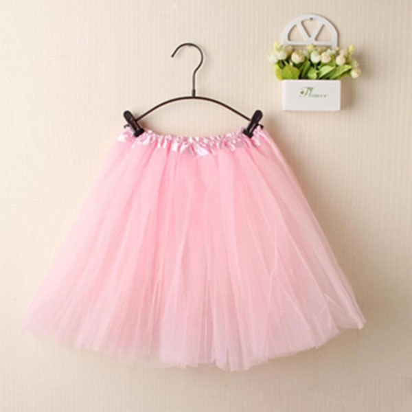 Sexy Women Tutu Pettiskirt Dancewear Princess Party Bubble Skirts Mini Skirts korean skirt 2017 womens clothing-geekbuyig