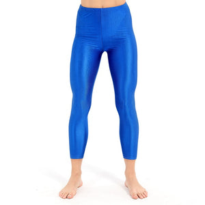 21 Colors Women Fitness Push UP Leggings Plus Size Fluorescent Leggings Ladies Shiny Leggins High Waist Stretchy Female Pants-geekbuyig