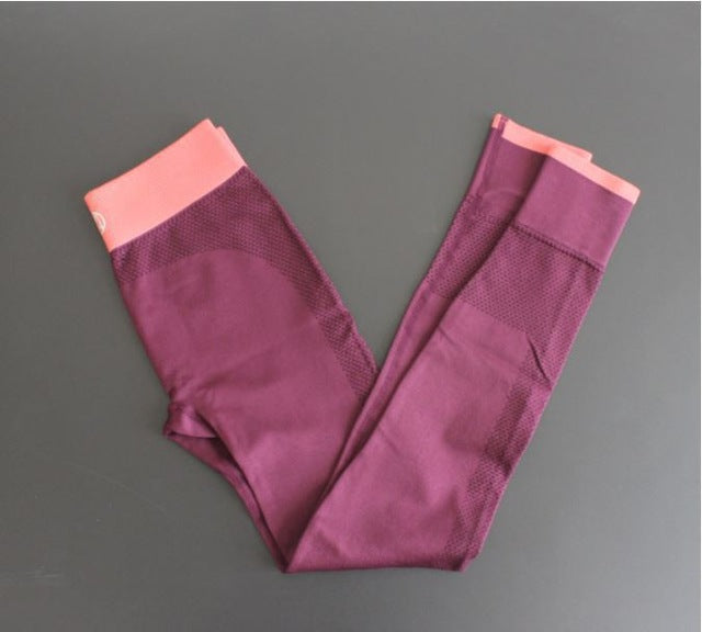 Wholesale Women Quick Dry Fitness Leggings Leggins Skinny Push up Pants-geekbuyig
