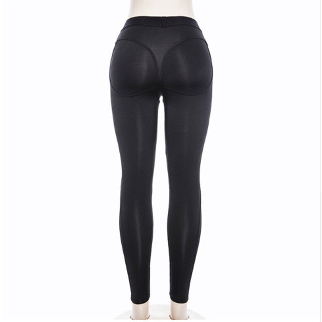 DUCTJOE New Leggings For Women 2018 New High Quality Leggings Push Up Leggings For Bodybuilding Fitness Clothing Jegging Leggins-geekbuyig