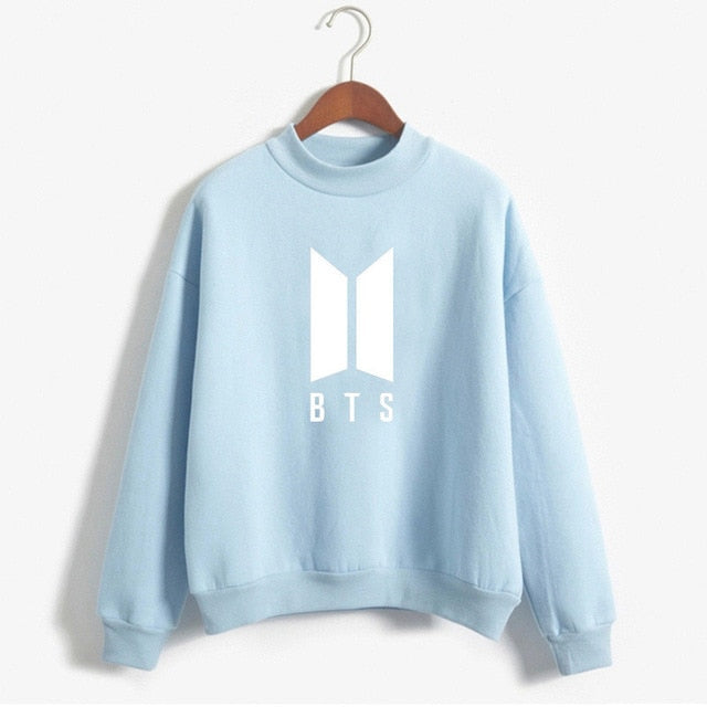K Pop BTS Hoodies Women Exo Blackpink K-pop Hoodies Twice Sweatshirts New Kpop Ladies Wanna One Got7 Monsta X Female Fan Hoodie-geekbuyig