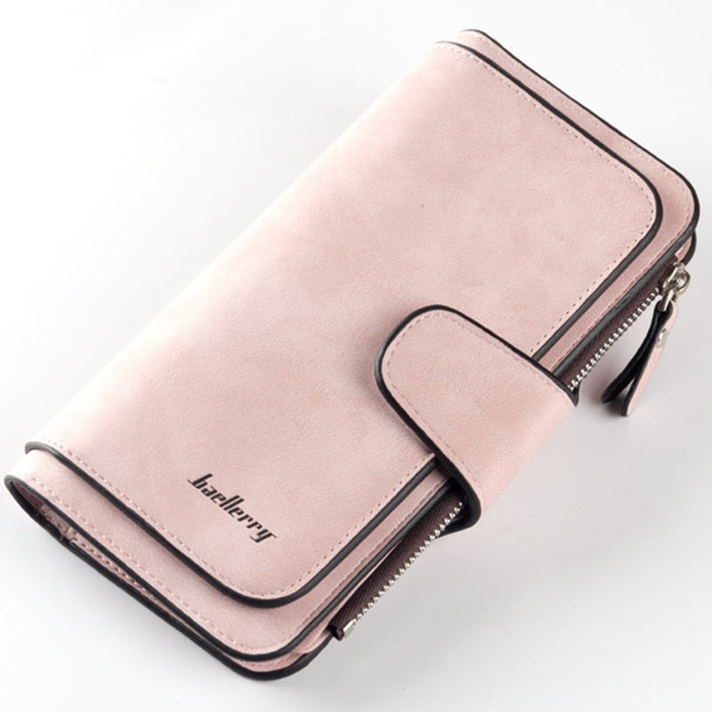Famous Brand Luxury Wallets Women Long Leather Wallet Female Clutch Purse Women Wallet Ladies portefeuille femme WWS046-geekbuyig