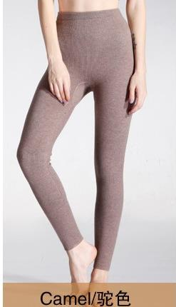 HOT SALE Warm Women Pants Cashmere Knitted Trousers Female Winter Woolen leggings Ladies Warm Standard Girls Pants Free Shipping-geekbuyig