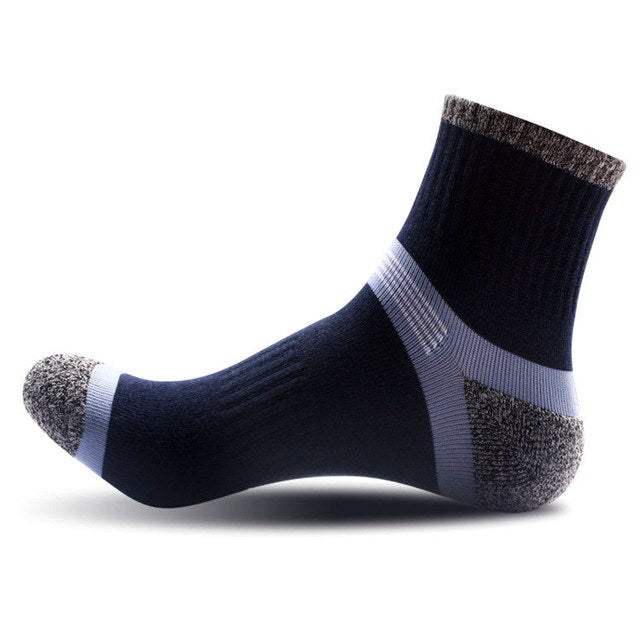 NEW Breathable Casual Socks Crew Polyester CoolMax Socks Men Quality Colorful Fashion Quick Dry Adult Elasticity \men Socks-geekbuyig