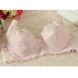 fashion sexy Style Push Up Bra Brand Breathable Lace Bra Sexy Underwear For Women Bralette modis lingerie thin cup-geekbuyig