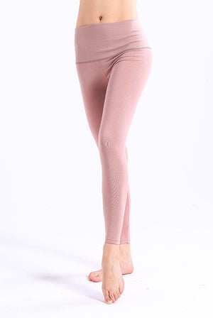 Leggings 2018 New Women's Autumn Winter Legging Thermal Trousers Step Pant Elastic With High Waist Plus Velvet Warm Thickening-geekbuyig