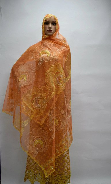 African women scarf,Muslim women embroidery net scarf ,2019 New multifunctional scarf for pashmina/shawls/wraps-geekbuyig