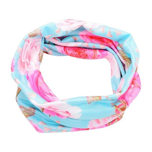 2018 New Scarf For Children Baby Warm Scarves Girls Fashion Winter Scarf For Kids Cotton Ring Collar Baby Casual Cute Scarves-geekbuyig