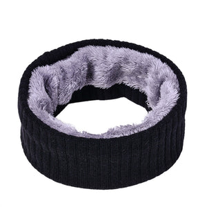 2018 Autumn Winter Scarf For Women 1PC 9 Color Cashmere Scarves Thickness Knitted Collar Bufanda Wholesale Dropshipping S10 SE13-geekbuyig
