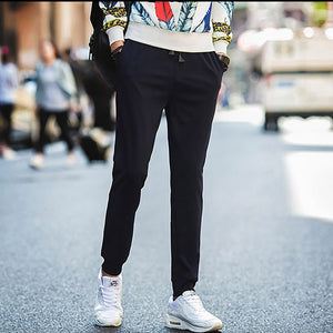 Addany NEW Mens Haren Pants For Male Casual Sweatpants Hip Hop Pants Streetwear Trousers Men Clothes Track Joggers Man Trouser-geekbuyig