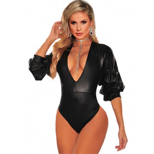 Outfit bodycon half sleeve womens nightclub jumpsuit summer tops for women 2018 rompers sex plus size bodysuit 2018 women R80605-geekbuyig