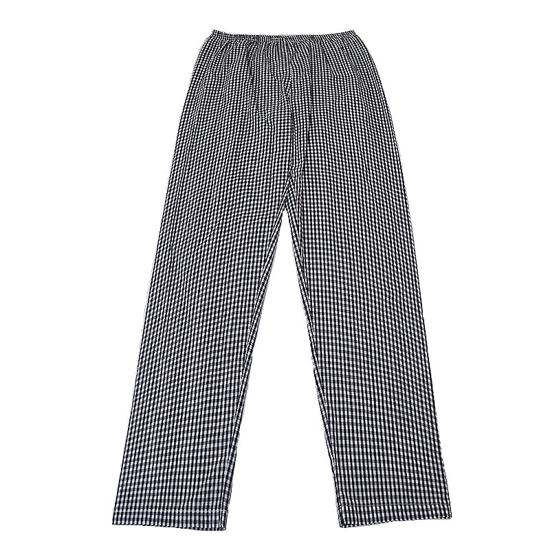 100%Cotton Men Pajamas Man Sleep Pants Spring Summer Autumn Man Sleep Bottoms Men Pajamas Bottoms Sleep Pants Pajamas Pants Size-geekbuyig