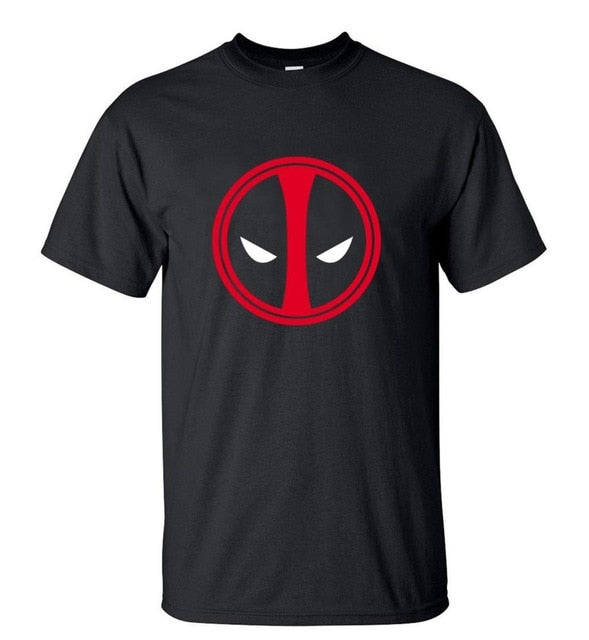 hot sale 2019 Summer X-men Deadpool T-Shirt 100% Cotton Comfortable T Shirts S-3XL Cartoon Top Tees For Fans Camiseta Masculino-geekbuyig