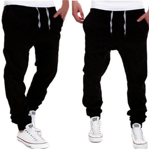 Men pants 2018 new hot sale Spring Summer Fashion Tideway Leisure Men Clothing Casual Cogger Pants Trousers M-4XL #ST8630-geekbuyig