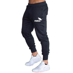Brand Print Pumba Gyms Men Joggers Casual Men Sweatpants Joggers Pantalon Homme Trousers Sporting Clothing Bodybuilding Pants-geekbuyig