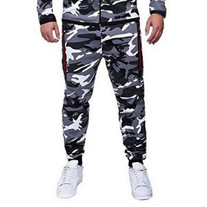 Heflashor Men Camouflage Military Pants fashion Male Hip Hop Jogger Pencil Pants 2018 Autumn Trousers Sportwear sportmen-geekbuyig