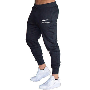 New JUSD DO IT Pants Joggers Men/'s Casual Trousers Fitness Bodybuilding Sport