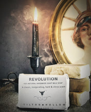 Load image into Gallery viewer, Revolution -  A classic, invigorating, scent with herb & citrus.