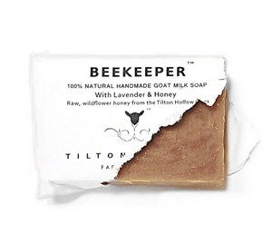 Beekeeper - Goat Milk & Honey, with Lavender