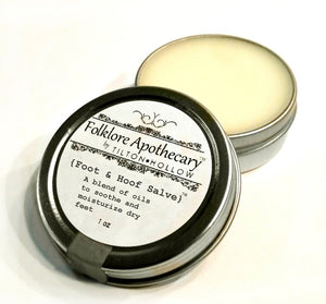 Foot & Hoof Salve