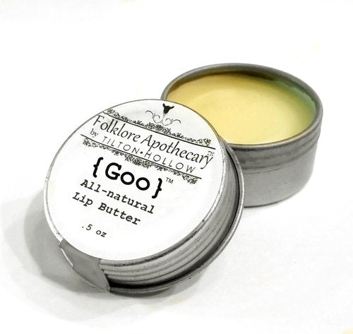 Goo - Natural Lip Butter