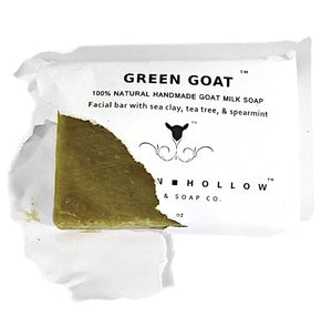 Green Goat - With Sea Clay, Tea Tree, & Spearmint