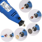 Handheld Electric Rotary Drill DIY Tool Set (211pcs.)