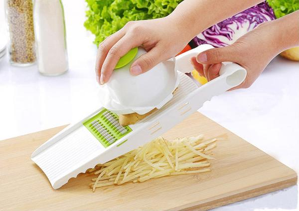 5 in 1 Perfect Slicer (7pcs. Set) (BUY 1 GET 1 FREE)