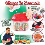 Multifunction Speed Chopper (BUY 1 TAKE 1 FREE)