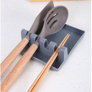 Multifunctional Spatula Pot Lid Holder (BUY 1 GET 1 FREE)