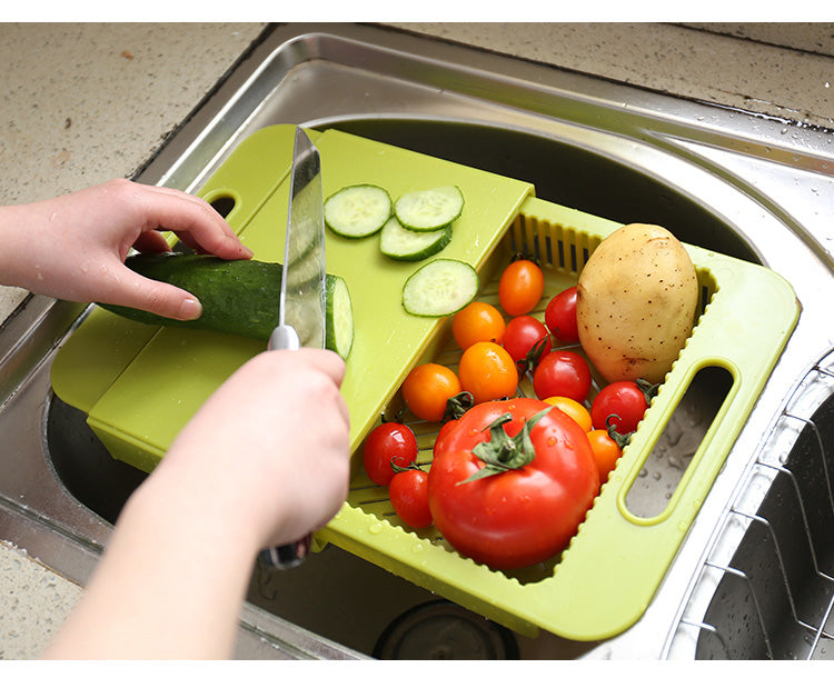 Multi-function Cutting Board