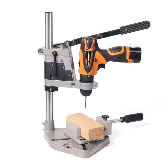 Electric Drill Press Stand w/ Vice Clamp
