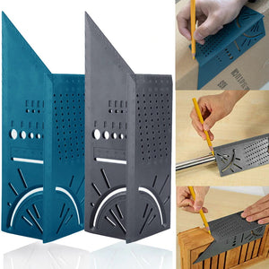Woodworking 3D Angle Ruler