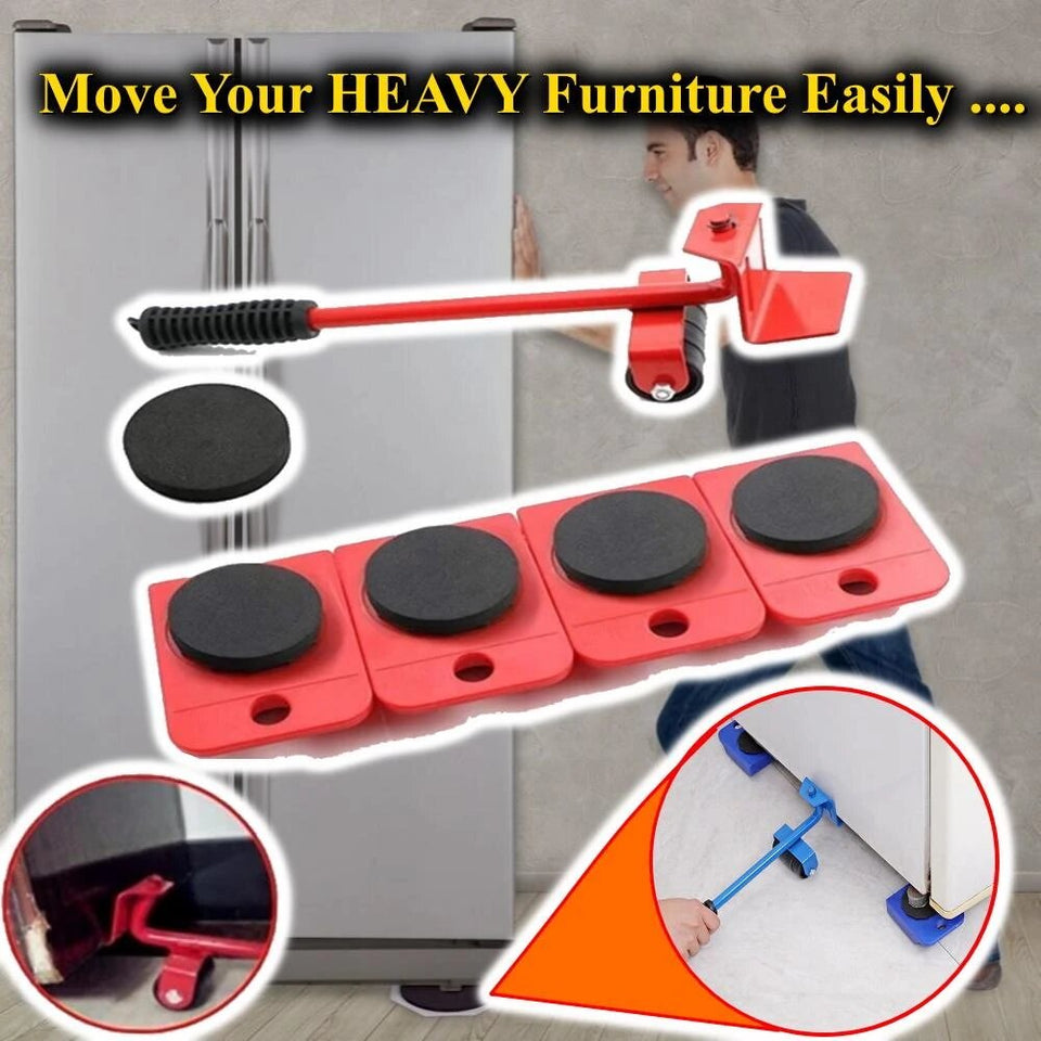 Heavy Furniture Moving Kit
