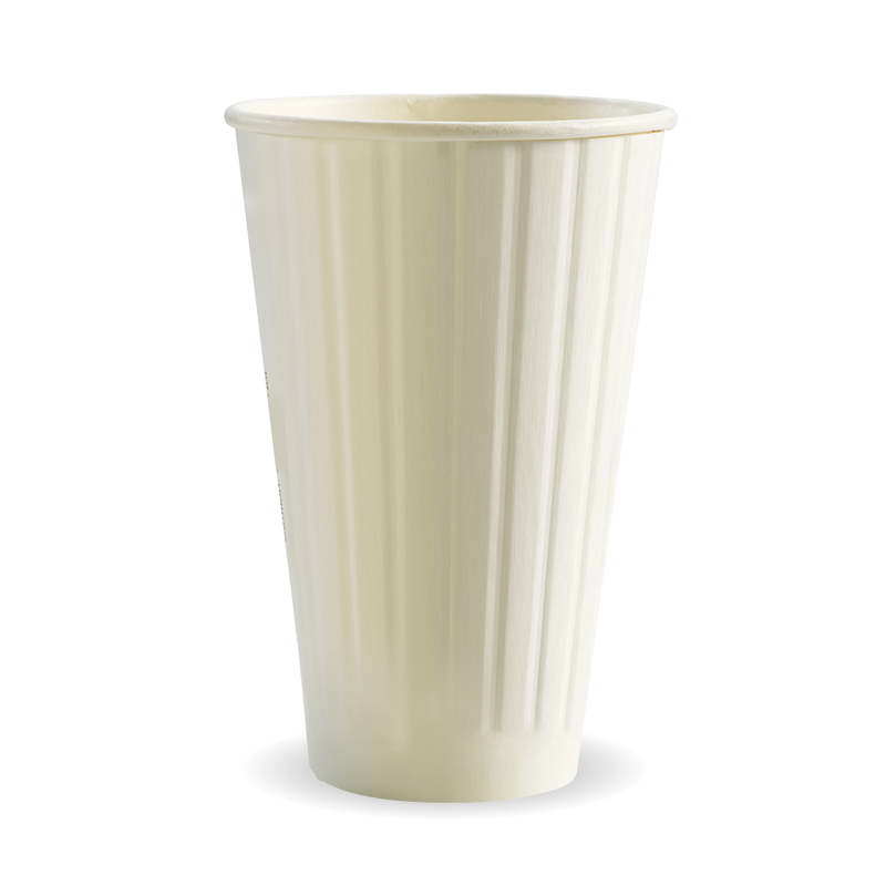 16oz Double Wall BioCup - BC-16DWW