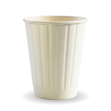 8oz Double Wall BioCup - BC-8DWW