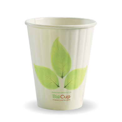 8oz Double Wall BioCup - BC-8DW