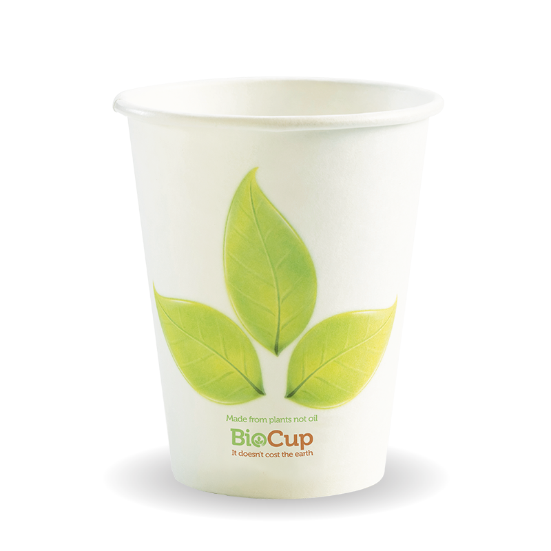 8oz Single Wall BioCup - BC-8