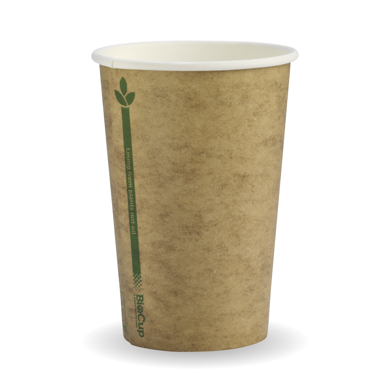 10oz BioCup – Single Wall - BCK-10-GL