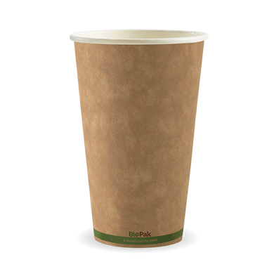 16oz Single Wall BioCup - BCK-16-GS