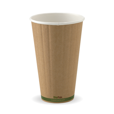 16oz Double Wall BioCup - BCK-16DW-GS