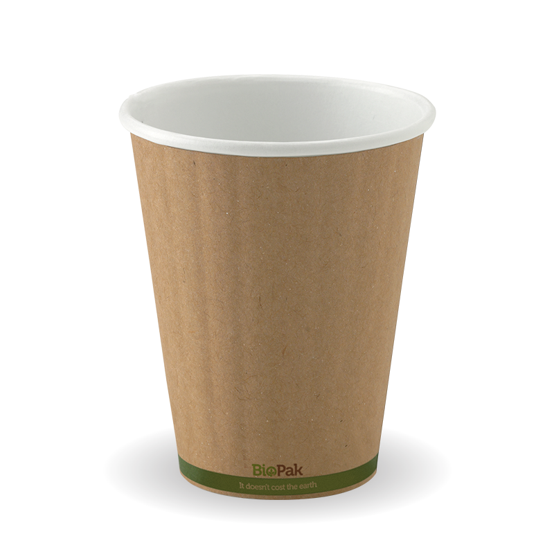 8oz Double Wall BioCup - BCK-8DW-GS