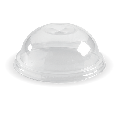 60, 150, 200 & 280ml BioCup Dome Lid - C-76D(X)