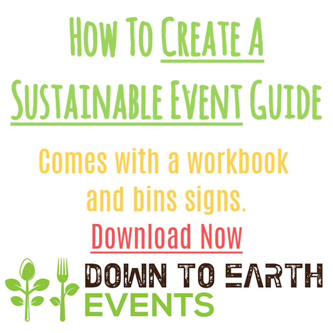 Create Sustainable Events and Fetes - A How To Guide