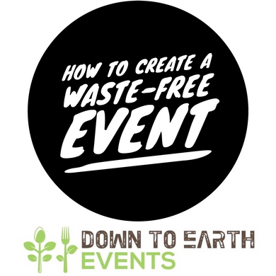 Create Sustainable Events and Fetes - A How To Guide (Includes Bin Signs) - Digital Download