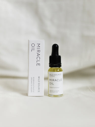 MIRACLE OIL<br>DISCOVERY SIZE